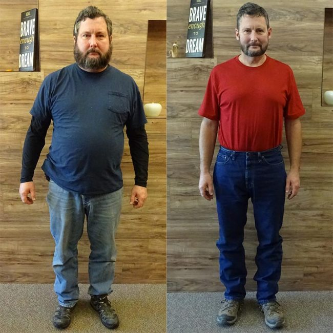 donovan diet plan before after