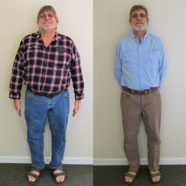 Steven dropped 112 lbs in 37 weeks!